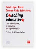 COACHING EDUCATIVO (EBOOK-EPUB) (EBOOK)