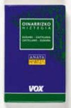 OINARRIZKO HIZTEGIA EUSKARA-GAZTELANIA CASTELLANO-EUSKARA