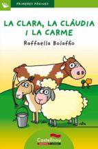 Clara, La Claudia I La Carme, La - Cat. - Lp (Primeres Pàgines)