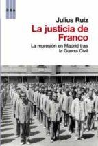 La justicia de Franco: La represión en Madrid tras la Guerra Civil (HISTORIA)