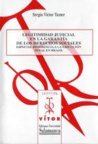 LEGITIMIDAD JUDICIAL EN LA GARANTÍA DE LOS DERECHOS SOCIALES (EBOOK)