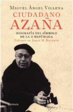 CIUDADANO AZAÑA (EBOOK)