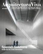 arquitectura viva nº 187: spanish solutions-2910020005733