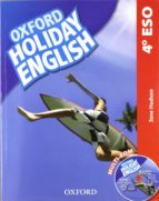 holiday english 4º eso stud pack esp 3ª ed-9780194014533