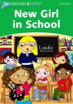 new girl at school (dolphin readers 3) 9780194400633