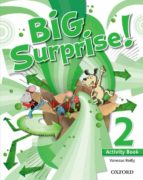 big surprise 2º primaria ab  ed 2013-9780194516433