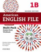 american english file 2e 1b multi pk-9780194776233