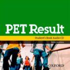 pet result class cd 9780194817233