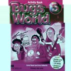 bugs world 5 activity book pack-9780230407633