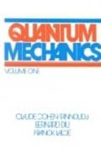 quantum mechanics. vol i bernard diu 9780471164333