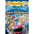 thea stilton nº 26: thea stilton and the venice masquerade-thea stilton-9781338159233