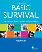 survival english basic: level 2: student book with cds (business english)-peter viney-9781405003933