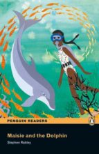 penguin reasders easystarts: maisie and the dolphin (libro + cd)-stephen rabley-9781405880633