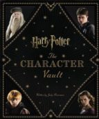 harry potter - the character vault-jody revenson-9781783296033