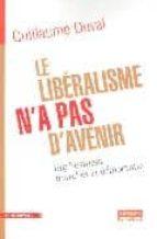 Libros descargar ipad gratis Liberalisme n'a pas d'avenir