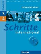 intensivtrainer schritte international 3 + 4 + cd-9783190118533