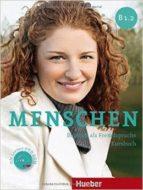 menschen b1.2 kursbuch + dvd rom (alumno) 9783195019033