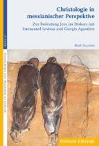 christologie in messianischer perspektive (ebook)-rené dausner-9783657784233