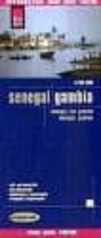 senegal y gambia mapa de carreteras 9783831771233