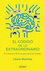 el código de lo extraordinario (ebook) liliana martinez 9786077480433