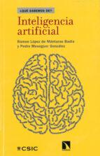 inteligencia artificial-ramon lopez de mantaras badia-9788400102333