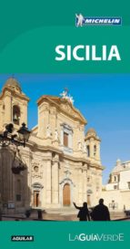 sicilia 2017 (la guia verde) 9788403516533
