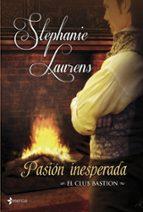 pasion inesperada-stephanie laurens-9788408009733