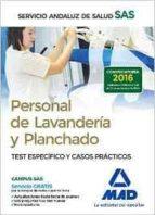 personal de lavanderia y planchado del servicio andaluz de salud. test especifico y casos practicos-9788414200933