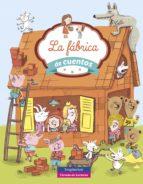la fabrica de cuentos-mylene rigaudie-9788415807933