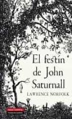 El festín de John Saturnall (NARRATIVA NOVA)