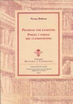 El libro de Pruebase por escritura: poesia y poetas del cuatrocientos autor VICENÇ BELTRAN PEPIO DOC!