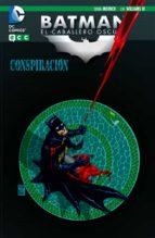 batman: el caballero ocuro - conspiración-doug moench-9788416152933