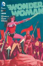 wonder woman núm. 08 brian azzarello 9788416194933
