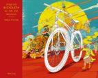 viaje en bicicleta al fin del mundo: para pintar 9788416497133