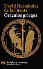 oraculos griegos-david hernandez de la fuente-9788420662633