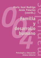 familia y desarrollo humano 9788420681733