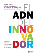 el adn del innovador jeff dyer hal gregersen clayton m. christensen 9788423412433