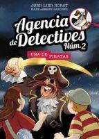 agencia de detectives nº2  11: una de piratas jorn lier horst 9788424663933