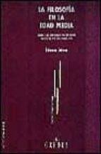 la filosofia en la edad media (2ª ed.)-etienne gilson-9788424920333