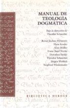manual de teologia dogmatica theodor schneider 9788425419133