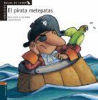 el pirata metepatas rocio anton lola nuñez 9788426351333