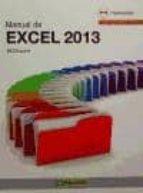 manual de excel 2013-9788426720733