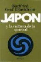 JAPON Y LA CULTURA DE LA QUIETUD