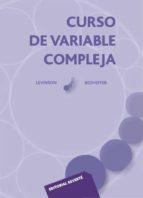 curso de variable compleja-9788429150933