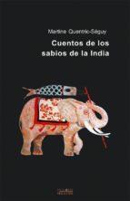 cuentos de los sabios de la india martine quentric seguy 9788430114733