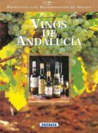 vinos de andalucia 9788430531233
