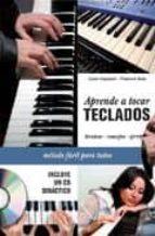 aprende a tocar teclados + cd c. regazzoni f. roda 9788431550233