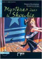 mysteres dans le showbiz (niveau deux a2 + cd) regine boutegege 9788431609733