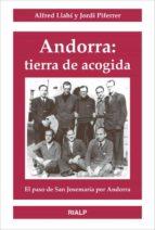 andorra: tierra de acogida-alfred llahi-jordi piferrer-9788432138133