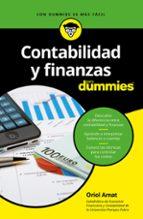 contabilidad y finanzas para dummies oriol amat 9788432903533